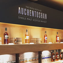 Auchentoshan Distillary - Scottish Lowlands